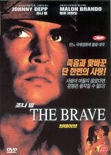 The Brave - Johnny Depp, Johnny Depp, Marlon Brando, 1997 / NEW
