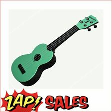 Kala Soprano Waterman Ukulele, Sea Foam Green MK-SWB-GN