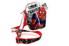 """SPIDER-MAN - borsa a tracolla per bambini - borsello originale """"Marvel"""""""