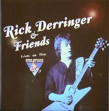 CD - Rick Derringer - Live On The King Biscuit Flower Hour - A169
