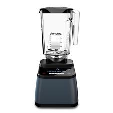 Blendtec Designer 625 Blender WildSide Jar Slate Gray Brand New Warranty