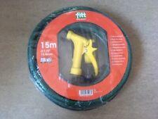FITT Gartenschlauch 15m 1/2 Zoll 12,5mm NEU