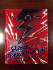 Ripley's Believe It Or Not! Strikingly True. Hardback Book (2011)