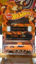 hot wheels Camouflage '83 Chevy Silverado Walmart (9983)