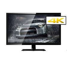 "ElectriQ 28"" 4K Ultra HD 28in 1ms Monitor HDMI DisplayPort + DisplayPort Cable"