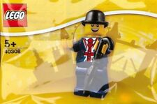 NEW SEALED! Lego Lester Minifigure 40308 - EXCLUSIVELY from Leicester Square, UK