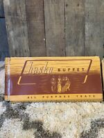 VINTAGE Set of 4 - Hasko W32 All Purpose Buffet Trays IN BOX