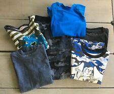 boys size 5 - 6 lot summer clothes 5 Pc