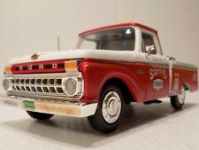 Texaco 1966 Ford F-100 Pickup Truck Distressed Finish USA Series #13  MIB CB