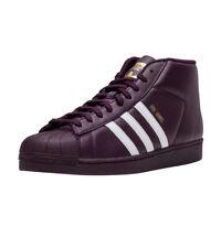 Men's Burgundy Adidas Pro Model Size 8 Very Nice!!!