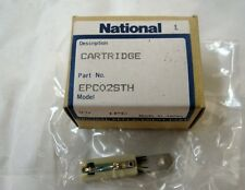 National Panasonic EPC02STH Ceramic Cartridge/Stylus Turntable Needle New Boxed.