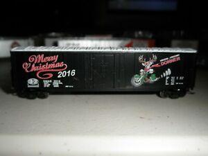 DONNER    2016 Christmas car