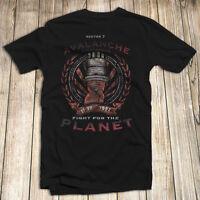 Final Fantasy 7 Barrett Men's Shirt 100% Cotton Size S-5XL Avalanche Soldier