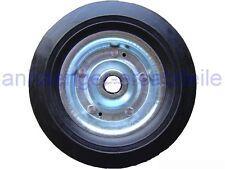 Ersatzrad für Stützrad Bugrad Vollgummi 200x60mm 20mm Aufnahme für Pkw Anhänger