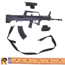 Snow Leopard Commando - QBZ95 Assault Rifle - 1/6 Scale - Flagset Action Figures