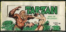 1966 Philadelphia Tarzan 5-Cent Display Box