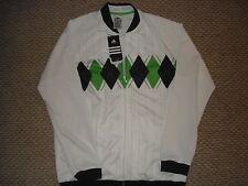 NWT Adidas ClimaLite MT aZ Spezial Tennis Jacket V36720 Murray New RARE XL