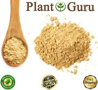 Ginger Root Powder Ground Pure Organic Natural Jengibre Non-GMO Kosher Bulk