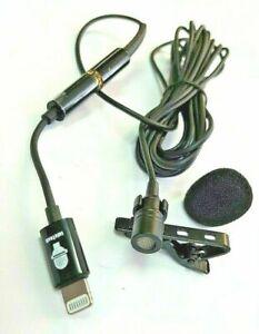 Professionnel Enregistrement Micro Mic Pour IPHONE X, 8,7, 6, Plus
