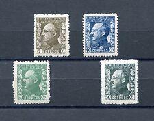 1940.GUINEA.EDIFIL 260/63**.NUEVOS SIN FIJASELLOS(MNH).CAT 108 €
