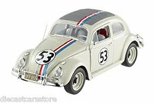 "HOTWHEELS ELITE CULT HERBIE ""THE LOVE BUG"" GOES TO MONTE CARLO #53 1/43 BLY28"