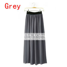 Women's Chiffon Long Skirts | eBay