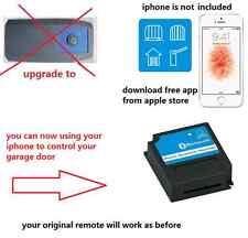 Dominator ADS DOM401/DOM503/ADS2B Garage Door remote upgrade iphone receiver kit