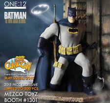 Mezco Toyz One:12 Collective PRCC exclusive Dark Knight Returns Batman LE 300pcs