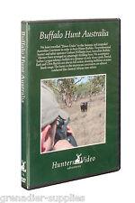 BUFFALO HUNT AUSTRALIA HUNTERS VIDEO HUNTING DVD