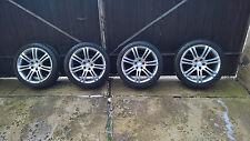 Opel Omega B Vectra C Signum Zafira B Satz Irmscher Stila Felgen Räder Poliert