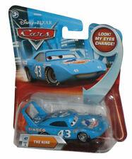 CARS - KING (IL RE) - Mattel Disney Pixar Eyes Change