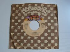 "VILLAGE PEOPLE : Y.M.C.A. / The Women 7"" 45T USA original 1978 CASABLANCA NB 945"