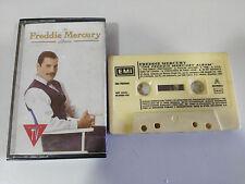 THE FREDDIE MERCURY ALBUM QUEEN CASSETTE TAPE CINTA EMI SPAIN EDITION 1992