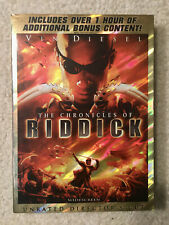 The Chronicles of Riddick (Dvd 2004 Unrated Directors Cut Widescreen) Vin Diesel