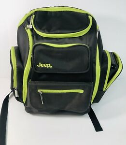 JEEP Baby Diaper Bag Backpack Perfect Pockets Changing Pad Tote Hiking