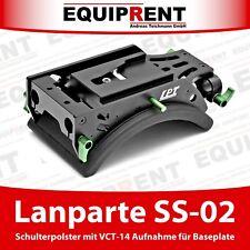 Lanparte SS-02 Shoulder Pad / Schulterpolster für Rig mit VCT-14 Aufnahme EQC02