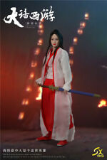 SXTOYS 1/6th A Chinese Odyssey Purple Fairy Female Action Figure Collection