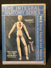 Integral Anatomy Series Gross Dissection Vol 2 Deep Fascia and Muscle DVD Hedley
