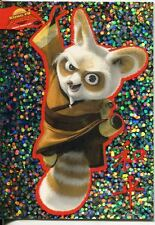Kung Fu Panda Sparkly Stickers Chase Card S-7