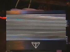 Car amplifiers 2 channel class d