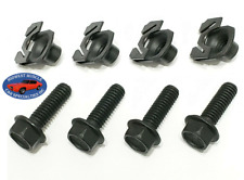 55-07 GM Front Shock Lower A Arm Mounting Bolts & Special U Nuts Hardware 8pc CM