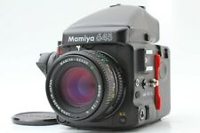 [Mint] Mamiya 645 Pro TL AE Finder w /Sekor C 80mm f2.8 N from Japan #119