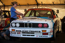 1/10 BMW M3 E30 Evo Warsteiner RC Touring Car Body  Set ETCC DTM WTCC
