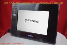 "Sony DPF-A710 7"" LED Digital Photo Frame Brand New! (Ref 091)"