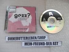 CD Jazz Gezz - Jazz Pop-Uped (11 Song) CHALLENGE REC / A-REC