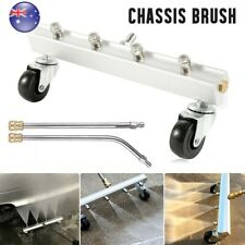 New Pressure Washer Car Undercarriage Cleaner Under Body Chassis Road Cleaning