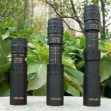 New 10-30x25 Zoom Optical Monocular Telescope Outdoor Hunting Camping Useful