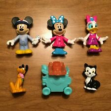 Fisher Price Disney Junior Minnie Mouse Minnie's Happy Helper Friends Figures