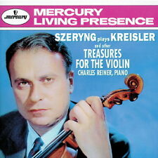 Henryk Szeryng - Plays Kreisler And Other Treasures For The Violin Sealed NEW