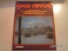 **j Loco Revue n°423 141 R Aster Fulgurex / BB 71000 RMCF en HO